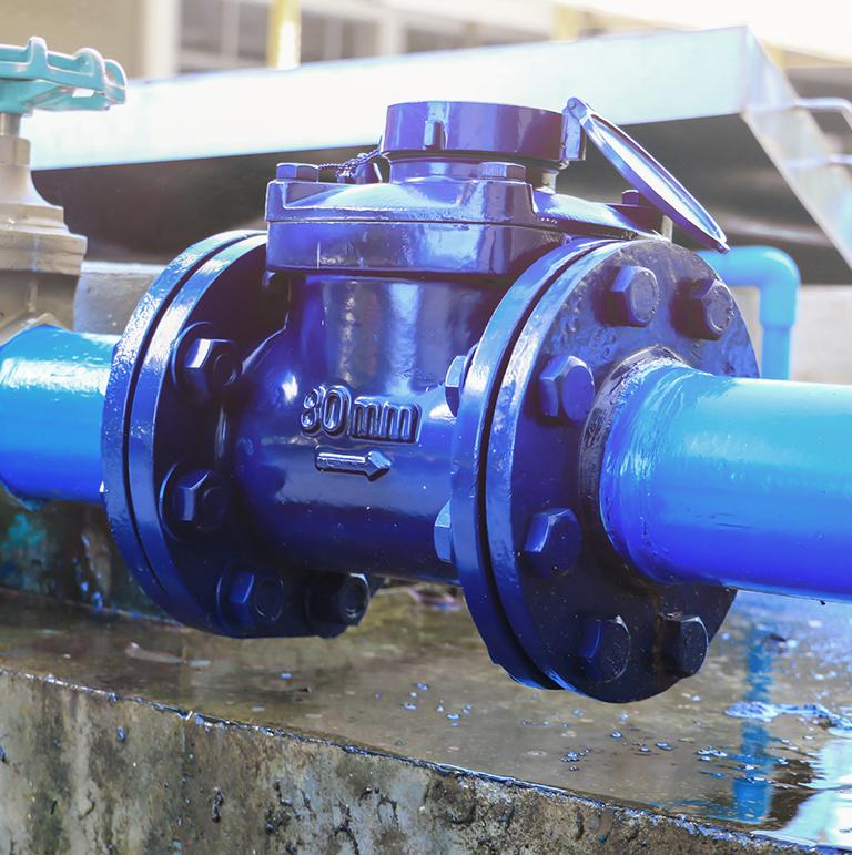 Produkty Wodociągowe